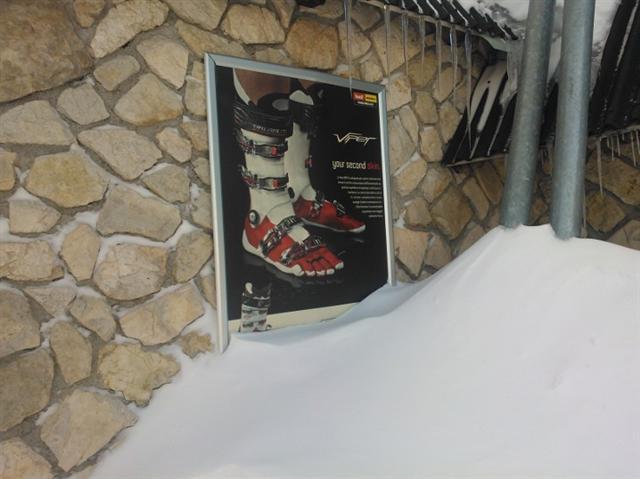 Neu: Der Skischuh-Vibram