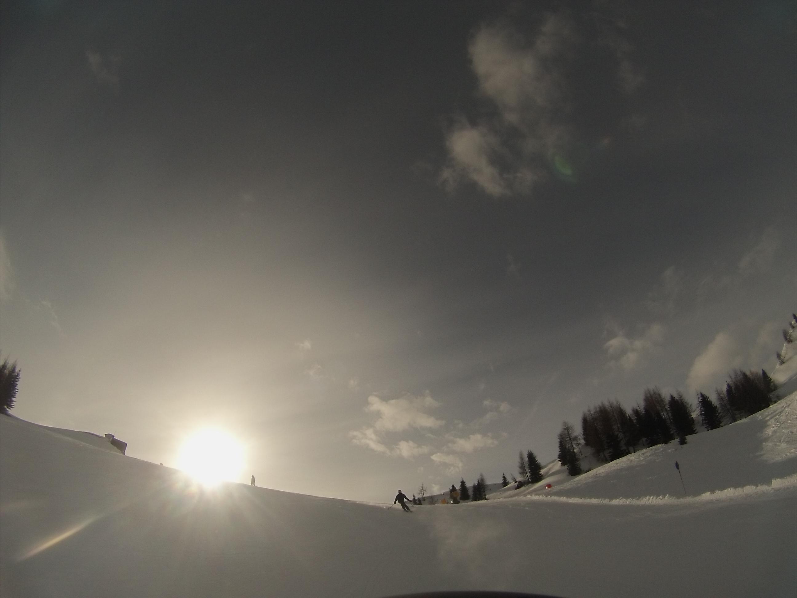 Skifahren, Chia-Samen, Technik und So…