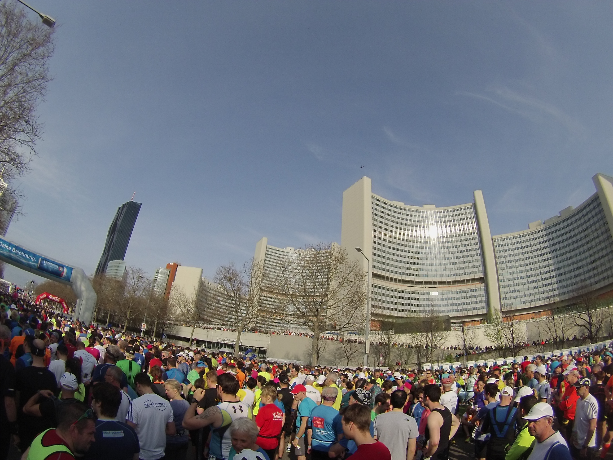 3. Marathon in FiveFingers