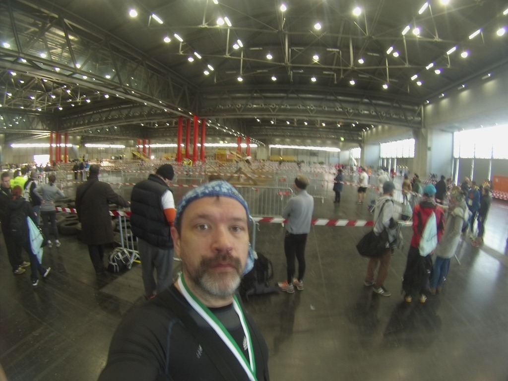 Vienna Indoor Trail 2015