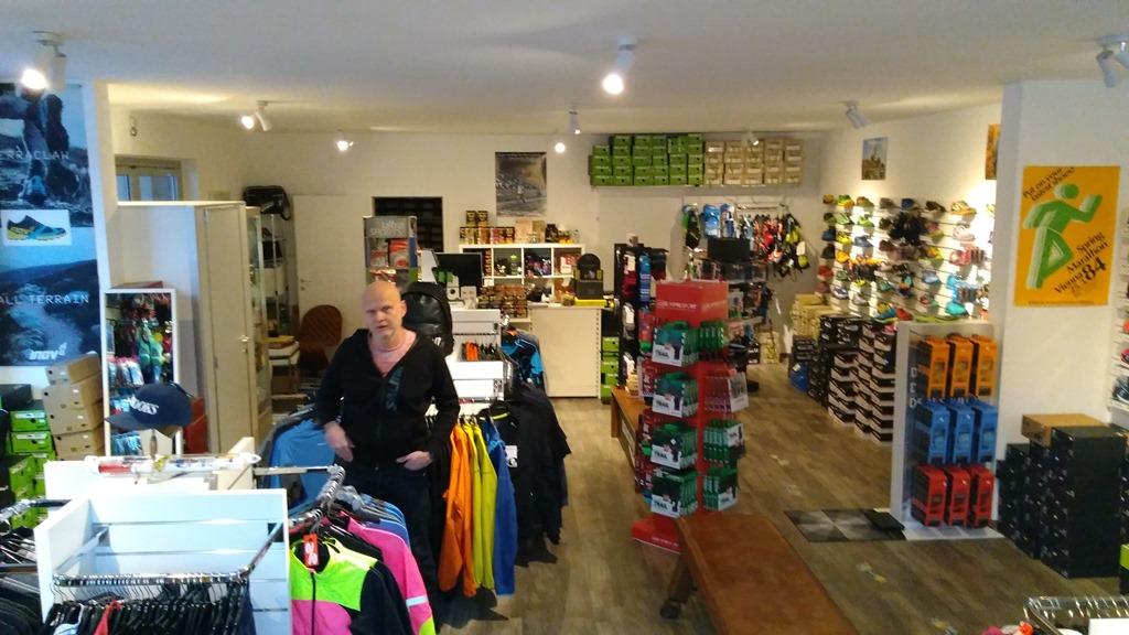 Noch ein FiveFinger-Store: Traildog Running