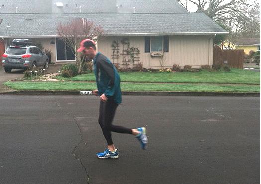 Lauftechnik, Sandalen und Laufschuhe