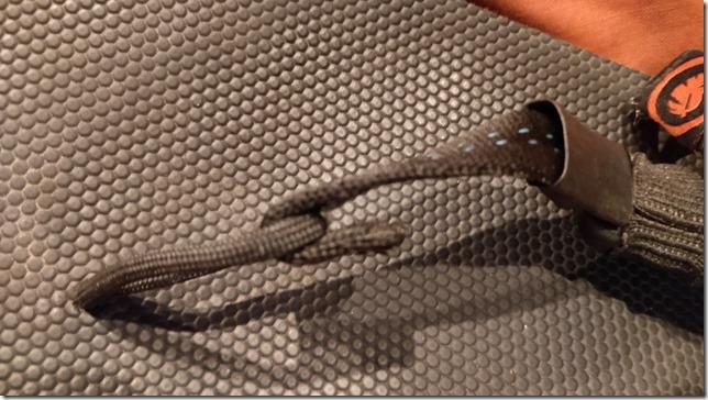 Selbstreparatur meiner Aborigen Sandale